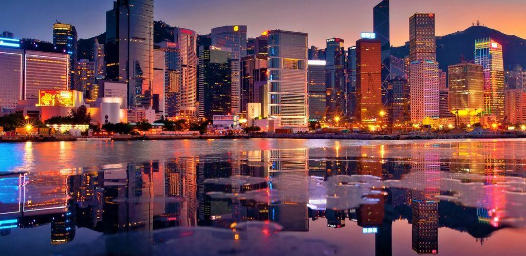 HK Financial Centre