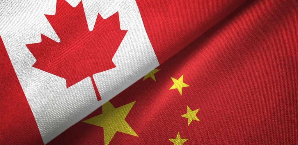 A tough time for relations between Canada and the People's Republic of China.